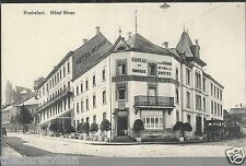 Rochefort Hotel Biron Auguste Roba   Old Unposted Postcard