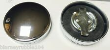 Harley Eaton Gas Caps 1955-1964 Late Style Short Profile Panhead FL FLH