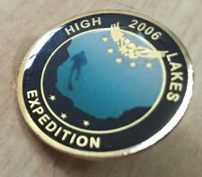NASA HIGH LAKES EXPEDITION SETI 2006 Specialized Collectible Pin: UV Research