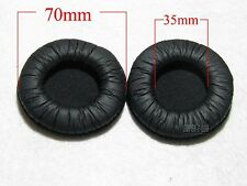 New Replacement Earpads For Audio-Technica ATH-SJ3 ATH-SJ5 Headphones 70mm
