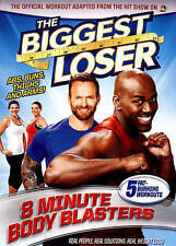 The Biggest Loser: 8 Minute Body Blasters (DVD, 2013)