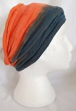 New Fair Trade Long Hair Band Wrap - Hippy Ethnic Rasta Dreads Surf Tie Dye