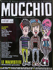 MUCCHIO 665 2009 Grant Lee Phillips Black Crowes Orme King Crimson Springsteen