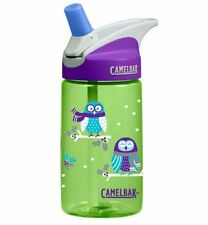 New Camelbak Eddy Kids Water Bottle Owls 400ml / 12oz Spill Proof Tumbler Safe