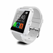 LED Bluetooth Smart Watch Phone Mate For Apple iPhone 5C 6 Plus Samsung Note 3
