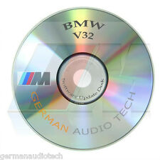 BMW MK4 ///M FIRMWARE UPDATE CD for DVD NAVIGATION COMPUTER E46 M3 E39 M5 E38 X5