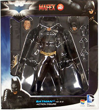 Medicom MAFEX 007 THE DARK KNIGHT RISES BATMAN(TM) Ver.2.0 Figure 4530956470078