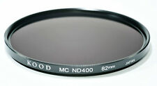 Kood Big Stopper ND400 Multi coated 82mm filter Made in Japan