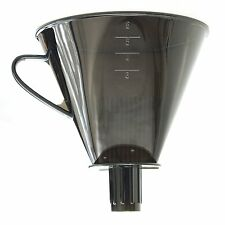 RSVP Direct Brew Pour Over Coffee Filter Cone Camping Travel Compact Maker New