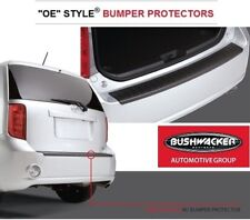 Bushwacker 114001 Textured Black OE Style Bumper Protector for 08-10 Scion xB
