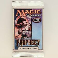MTG: PROPHECY Sealed Booster Pack - Magic the Gathering Mercadian Masques Block