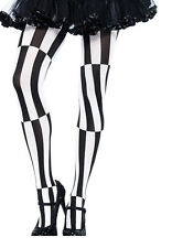 Tights Malposed Costume Stockings Socks Pantyhose Sexy Girls Psychedelic Womens