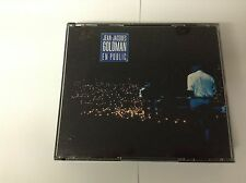 En Public - Live 2000  Import Jean Jacques Goldman 2 CD W BKLET