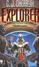 Explorer: Foreigner Sequence Book VI, C. J. Cherryh, 0756401313, Book, Acceptabl