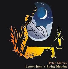 Letters from a Flying Machine [Digipak] by Peter Mulvey (CD, Aug-2009, Signature