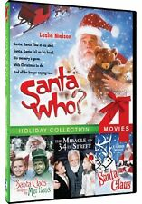 Santa Who / Santa Claus Conquers the Martians / The Miracle on 34th Street / K.