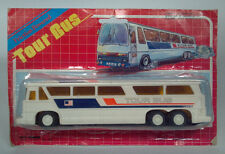 JB Motor Coach Industries MCI MC8 Friction Powered Tour Bus Scale Model