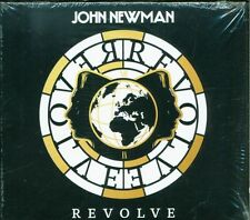 John Newman - Revolve Digipack Cd Sigillato