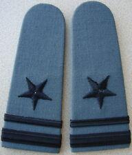 Original WW2 US Navy JUNIOR LT. Officer Gray Shoulder Rank Boards