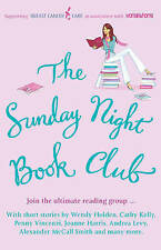 SUNDAY NIGHT BOOK CLUB; superb short story collection from 24 well-known authors