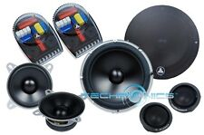 "JL AUDIO C5-653 6.5"" 3-WAY 450W CAR STEREO COMPONENT SPEAKERS SYSTEM SET"