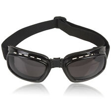 Windproof & Foldable Retro Cross-country Goggles Eyewear for Motorcycle / Skiing
