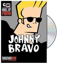 Johnny Bravo: Season One [2 Discs (2010, DVD NIEUW) Cartoon Network Hall OF Fame