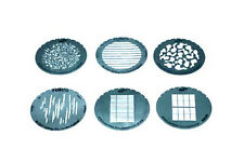 Dedolight Gobo Pattern Set of 6 for DP1 Projection