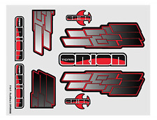 68% off Internal Graphics Decal A4 for TC, GT12, Mini RC Bodies  RRP £10.99