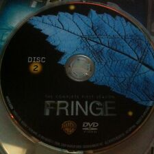 Fringe Season 1 Disc 2 Replacement Disc  DVD ONLY