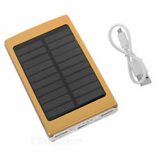 Solar power bank 20000mah high capacity portable All mobile battery charger