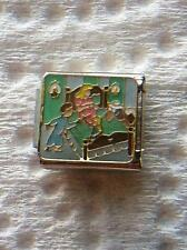 """"""" MOM IN BED READING A STORY TO 2 CHILDREN"""" 9MM ITALIAN CHARM-BEDTIME STORY"""