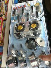 Set cucina pentole coltelli gioco di qualità giocattolo toy