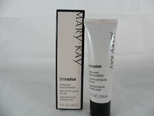 Mary Kay Timewise Matte Wear Liquid Foundation Ivory 7  New In Box