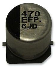Capacitors CAP ALU ELEC 100UF 35V SMD REEL - Pack of 500