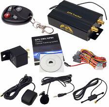 Localizzatore Satellitare GPS GSM Tracker.Antifurto auto,moto,telecomando,sms