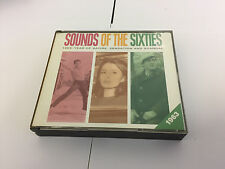 Sounds of The Sixties 1963 Tommy Roe Mark Wynter Chiffons Bob Dylan + CD x 3