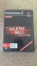 The Silent Hill Collection , Very Good Condition , Playstation 2 / PS2