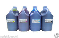 Bulk 4 Gallon refill ink for all Canon Hp Dell printer cartridge black color