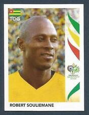 PANINI FIFA WORLD CUP-GERMANY 2006- #526-TOGO-ROBERT SOULIEMANE