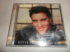 CD   Elvis Presley - Love Songs