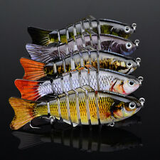 Minnow Kinds of Fishing Lures Bait Hooks Bass Crankbaits Tackle Sinking Popper