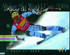 Alpine Ski World Cup 2004 : Best of 2004 by Gilles Chappaz Skiing