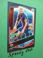 Topps Champions League 2016 17 limited Edition Messi Bronze Barcelona limitiert