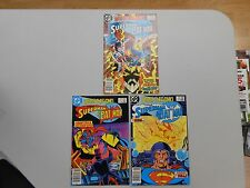 World's Finest Comics lot of 3! #'s 306, 317 and 319! VF8.0 to NM range DC!