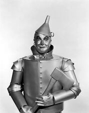 JACK HALEY WIZARD OF OZ TIN MAN 8x10 PHOTO