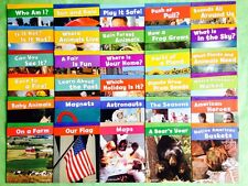 Lot 30 Early Beginning Phonics Readers Learn to Read First Grade Box Set NEW