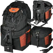 Professional Photography DSLR Camera Bag Traveling Backpack For Nikon Canon Sony