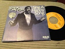 """GEORGE MCCRAE SPANISH 7"""" SINGLE SPAIN SING A HAPPY SONG - PROMO - SOUL"""