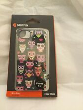 GRIFFIN WISE EYES HARD CASE  FOR IPNONE 5s